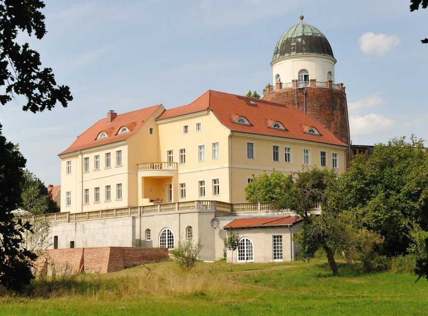 Biohotel Lenzen: Urlaub in Lenzen an der Elbe - BioHotel Burg Lenzen, Lenzen/Elbe, Brandenburg, Deutschland