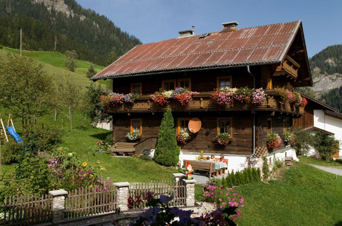 Holzenhütte, Sommer