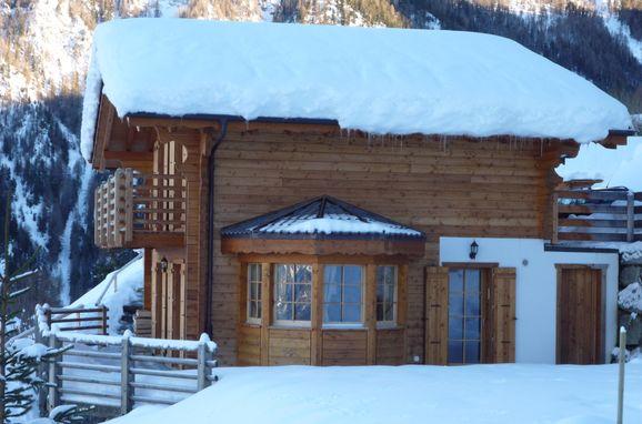 Winter, Chalet  Aurelia in La Tzoumaz, Wallis, Wallis, Switzerland