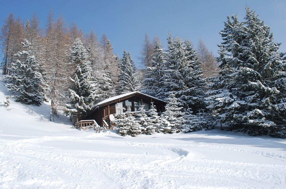 Felixhütte, Winter