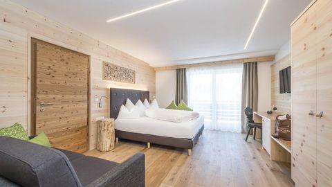 Suite Larice 35 m²