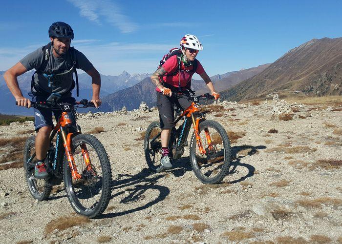 Bike Camp im Natur & Aktiv Hotel Rogen