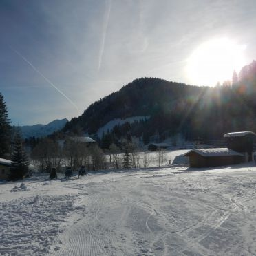 Heutal, Achberghütte in Unken, Salzburg, Salzburg, Austria