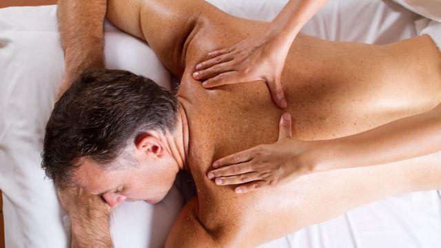 Massage Schwarzbrunn - 35 min