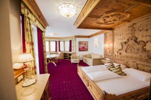 Tower Suite Tratzberg Castle