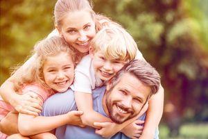 Familienzeit im Sommer 7=6