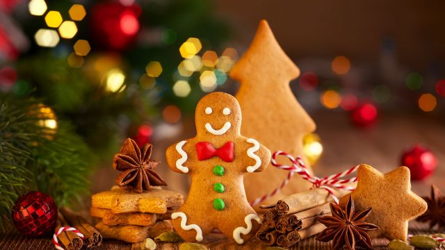 Step by Step through Christmas