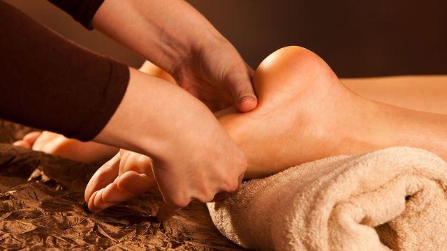Massage BERGSOHLE 50 min