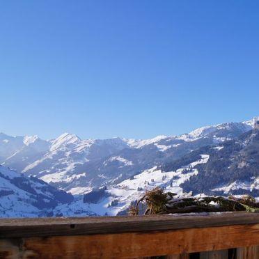 Schlickhütte, Ausblick vom Balkon