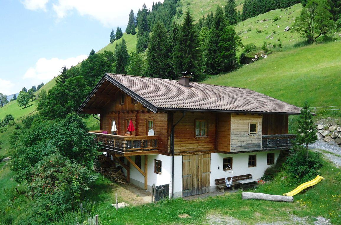Achthütte, Sommer