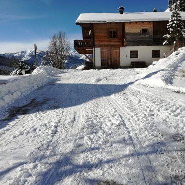Winter, Achthütte in Großarl, Salzburg, Salzburg, Austria