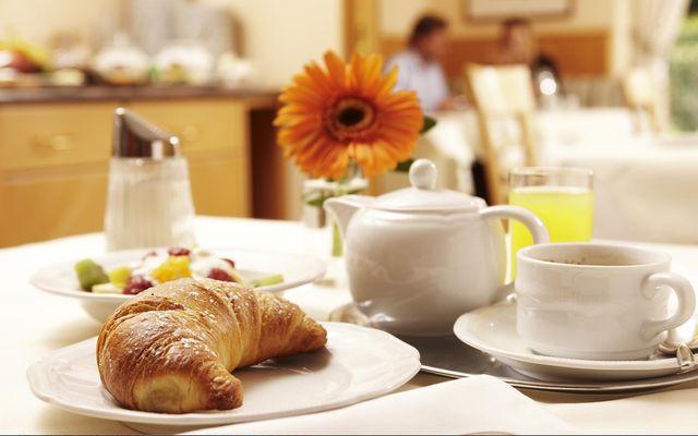 Biohotel zur Post: Frühstück