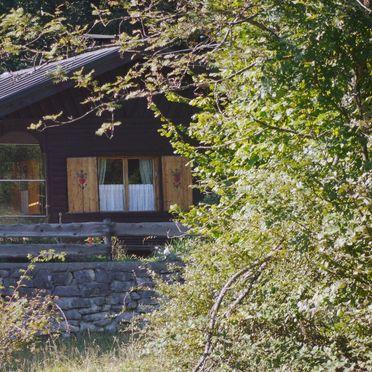 Kappacher Hütte, Sommer