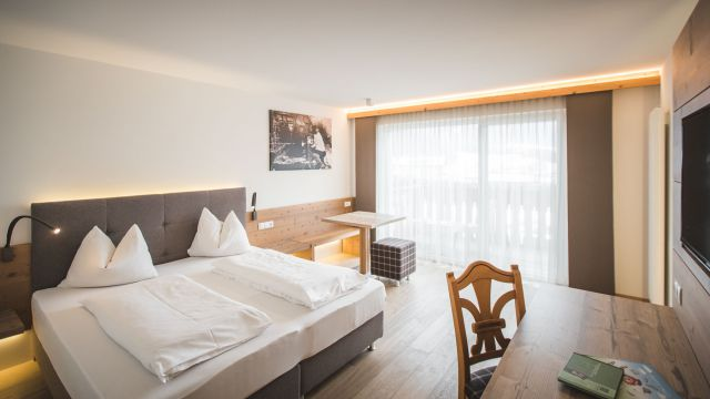 Suite mit Balkon 40 - 50m²