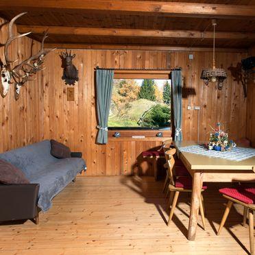 Birkhahn Hütte, Esszimmer