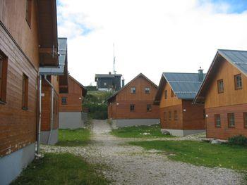Hochsteinhütte am Feuerkogel - Oberösterreich - Österreich