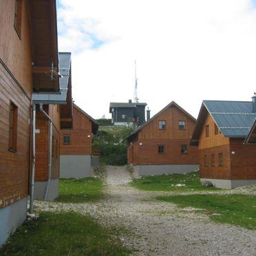 Sommer, Hochsteinhütte am Feuerkogel, Ebensee, Oberösterreich, Oberösterreich, Österreich