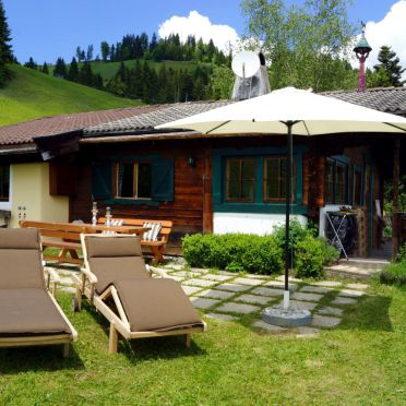 Chalet Alpenstern, Summer