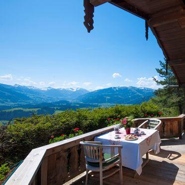 Chalet Alpenstern, Balkon