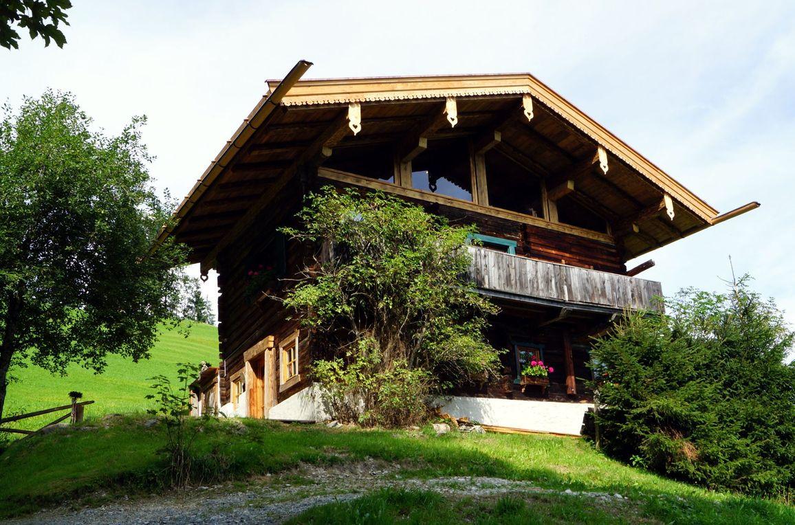 Chalet Alpenglück, Summer