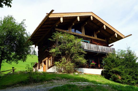 Sommer, Chalet Alpenglück in Kitzbühel, Tirol, Tirol, Österreich