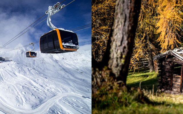 Stubai mountain autumn - 1st period