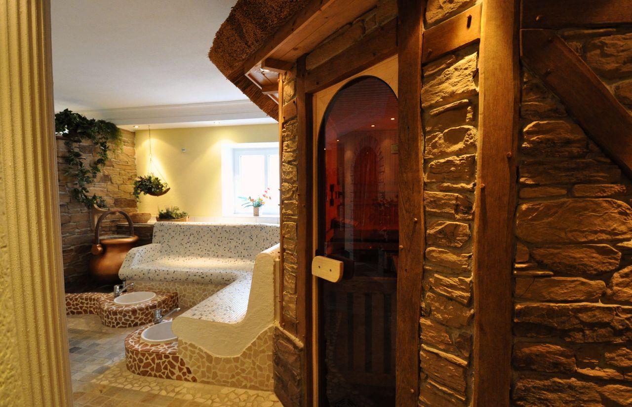 Biohotel Gut Nisdorf: Sauna- und Wellnessbereich