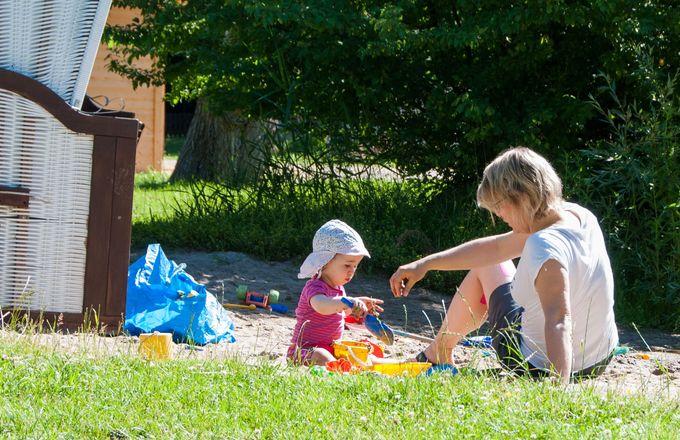 Kinder- und Familienhotel Gut Nisdorf - Nisdorf, Mecklenburg-Vorpommern, Deutschland