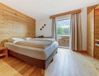 Doppelzimmer Simmering - Bio-Wellnesshotel Holzleiten
