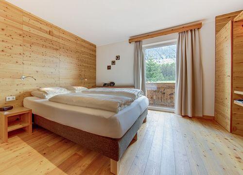 Biohotel Holzleiten Doppelzimmer Simmering (1/2) - Bio-Wellnesshotel Holzleiten
