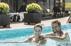 Biohotel Holzleiten: Hotel mit Schwimmbad - Bio-Wellnesshotel Holzleiten , Obsteig, Tirol, Österreich