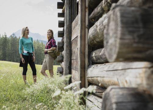Biohotel Holzleiten: Wanderurlaub in Tirol - Bio-Wellnesshotel Holzleiten , Obsteig, Tirol, Österreich