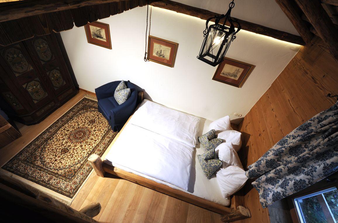 Chalet Maria Plain, Schlafzimmer