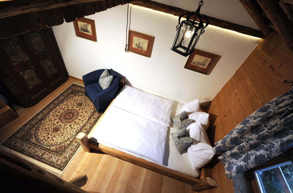 Chalet Maria Plain, Bedroom