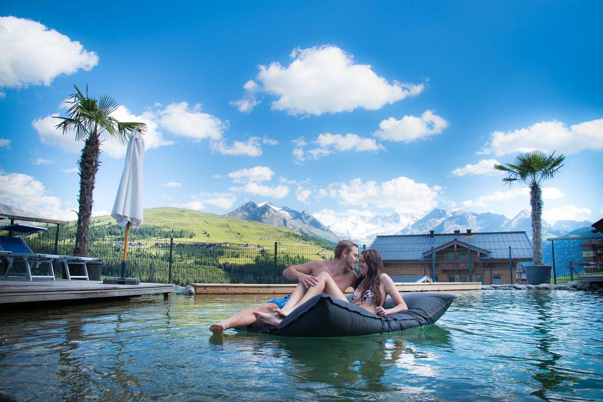 Bergromantik für Zwei