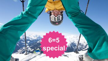 Ski Closing 6=5 Special | 1 day & 1 night for free