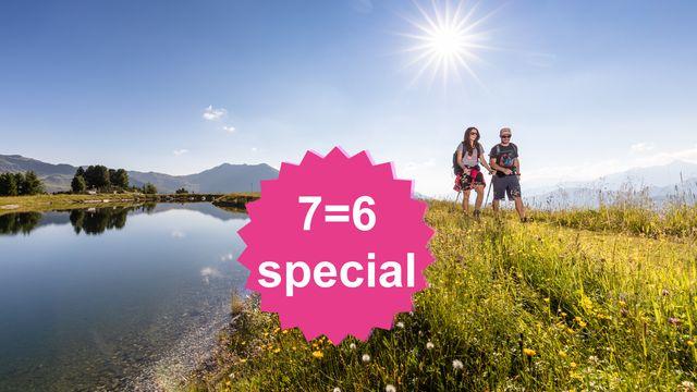 BergLIEBE 7=6 Special | 7 Nächte bleiben, 6 Nächte zahlen