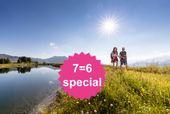 BergLIEFDE 7=6 Special | 1 dag en 1 nacht gratis