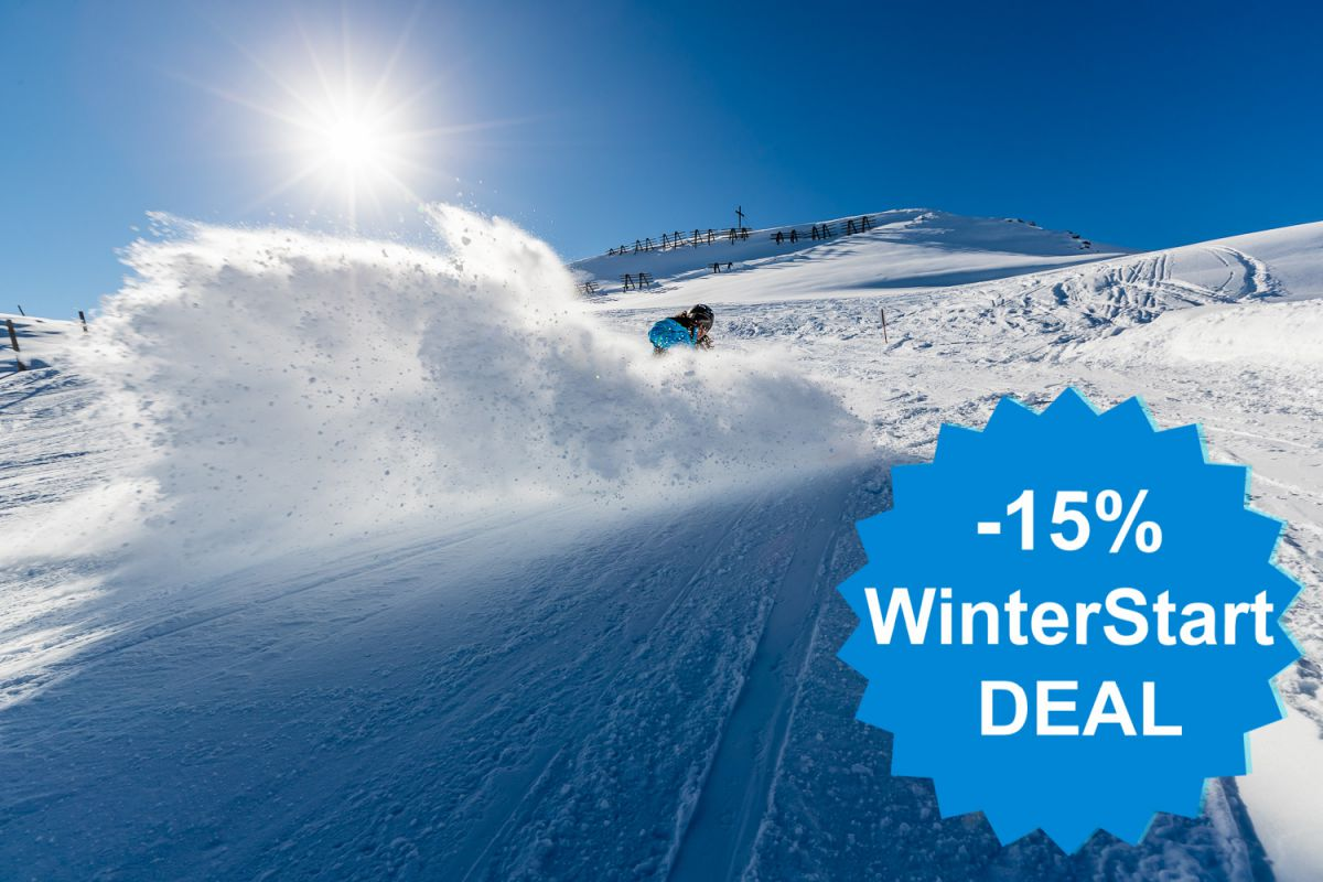 -15% WinterStart DEAL