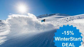 -15% WinterStart DEAL