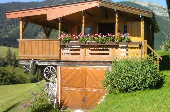 Sommer, Blockhütte Mühlegg, Steinberg am Rofan, Tirol, Tirol, Österreich