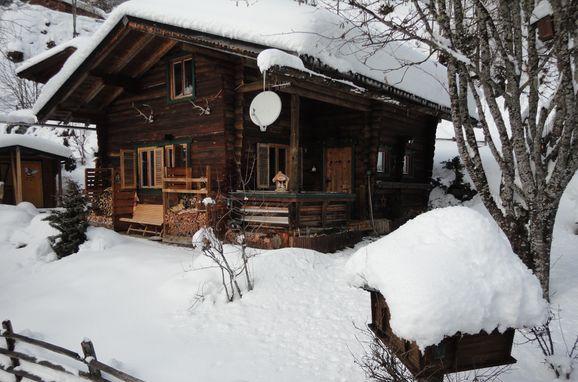winter, Neukam Hütte in Bischofshofen, Salzburg, Salzburg, Austria