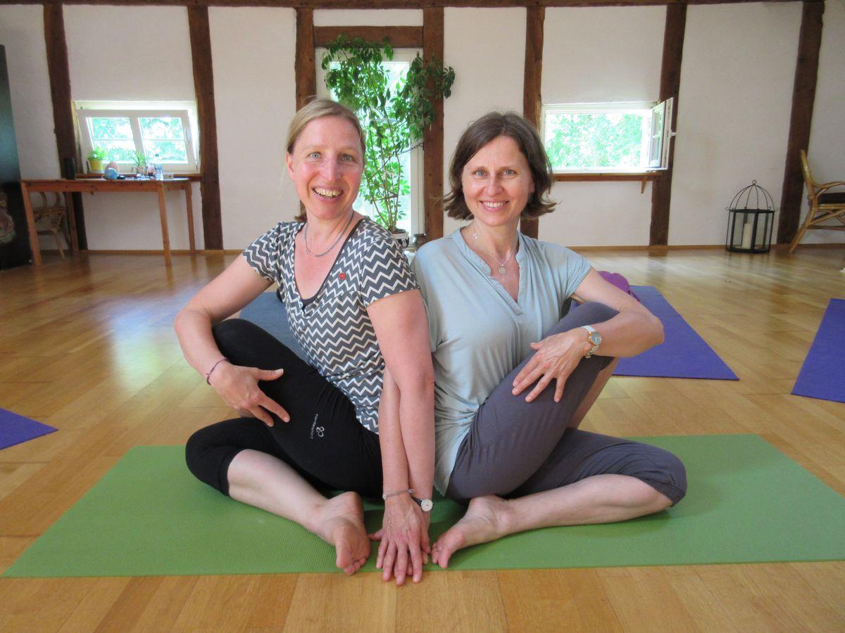 Kleine Auszeit: Yoga-Wochenende mit Kindern