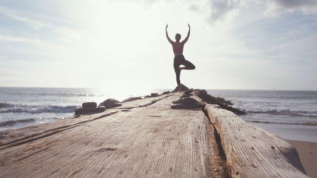 Yoga & Nordsee entdecken