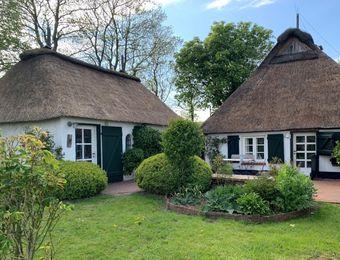 Cottage on the dike - Haus am Watt