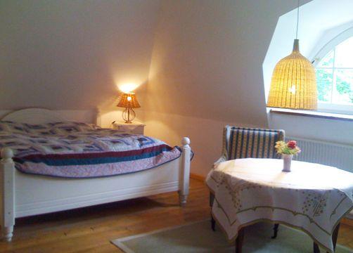 Apartment Svala (1/1) - Haus am Watt
