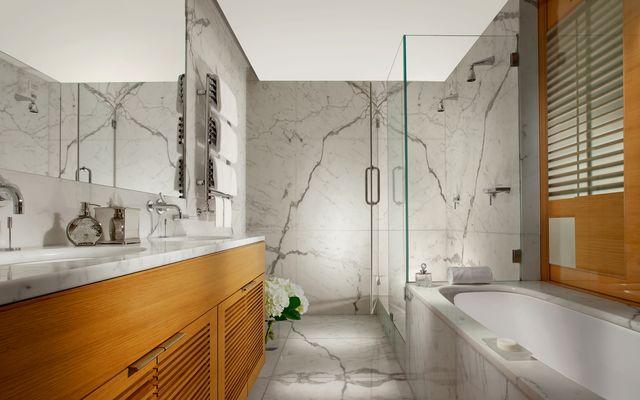 Biohotel Raphael: Badezimmer