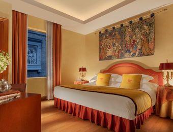 Classic Double Room - Hotel Raphaël