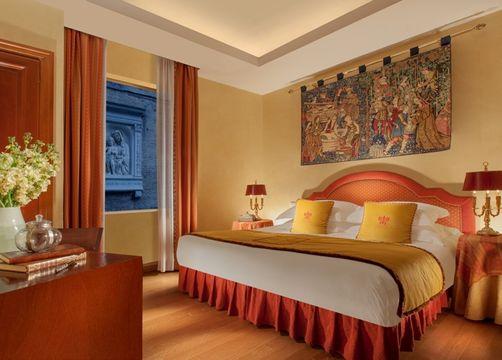 Classic Double Room (1/1) - Hotel Raphaël