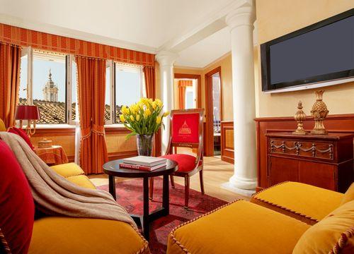 Navona Suite (1/1) - Hotel Raphaël
